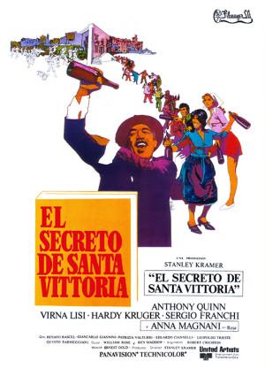 El secreto de Santa Vittoria (1969)