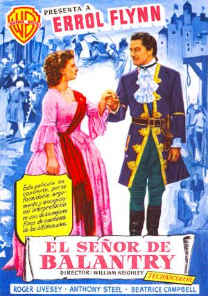El señor de Balantry (1953)
