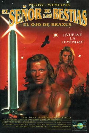 El Señor de las Bestias 3. El ojo de Braxus (1996)