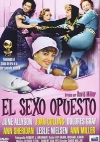 El sexo opuesto (1956)