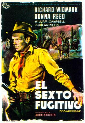 El sexto fugitivo (1956)