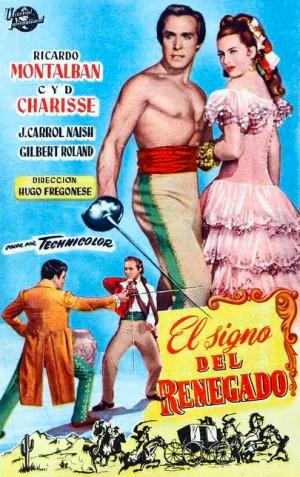 El signo del renegado (1951)