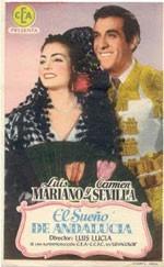 El sueño de Andalucía (1951)