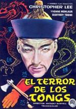 El terror de los Tongs (1961)