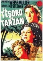 El tesoro de Tarzán (1941)