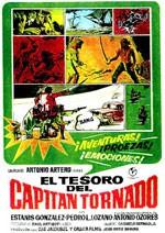El tesoro del capitán Tornado (1967)