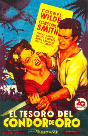 El tesoro del Cóndor de Oro (1953)
