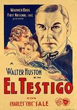 El testigo (1931)