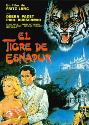 El tigre de Esnapur (1959)