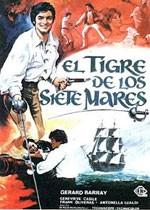 El tigre de los siete mares (1967)