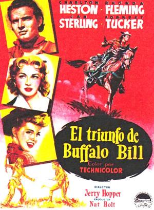 El triunfo de Buffalo Bill (1953)