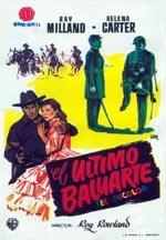 El último baluarte (1952)
