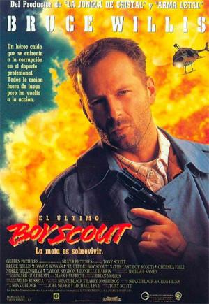El último boy scout