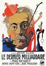 El último millonario (1934)