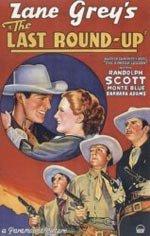 El último rodeo (1934)