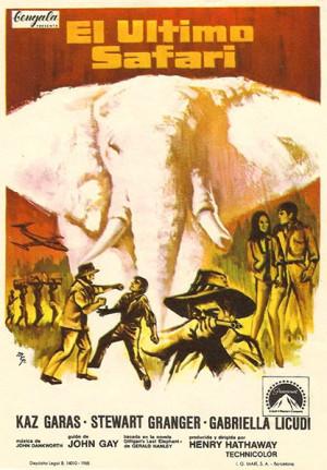El último safari (1967)