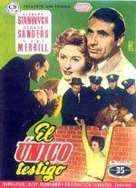 El único testigo (1954)
