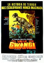 El valle de Gwangi (1969)
