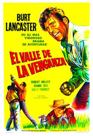 El valle de la venganza (1951)