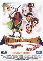 El valle de las espadas (1963)