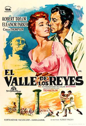 El valle de los reyes (1954)