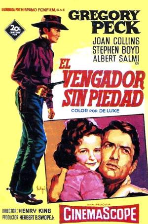 El vengador sin piedad (1958)