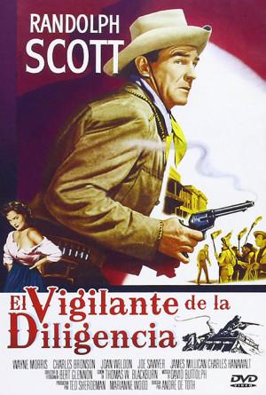 El vigilante de la diligencia (1954)