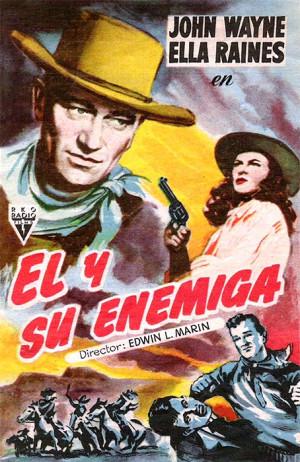 Él y su enemiga (1944)