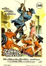 El Zorro cabalga otra vez (1966)