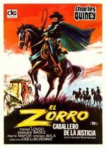El Zorro caballero de la justicia (1971)