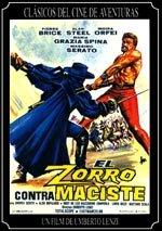 El Zorro contra Maciste
