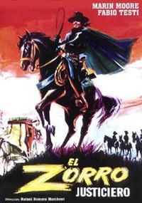 El Zorro justiciero