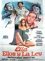 Ella... ellos... y la ley (1972)