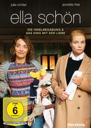 Ella Schön: Cosas del amor