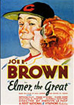 Elmer the Great (1933)
