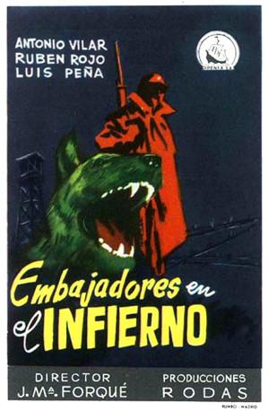 Embajadores en el infierno (1956)