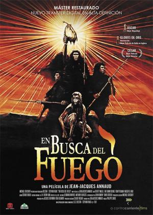 En busca del fuego (1981)