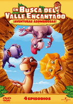 En busca del Valle Encantado (2007)