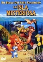 En busca del Valle Encantado V. La isla misteriosa (1997)