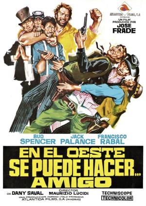 En el Oeste se puede hacer... amigo (1972)