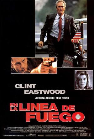 En la línea de fuego (1993)