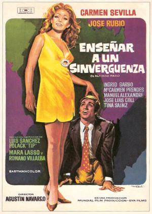 Enseñar a un sinvergüenza (1970)