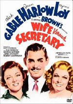 Entre esposa y secretaria (1936)
