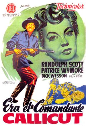 Era el comandante Callicut (1953)