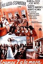 Éramos siete a la mesa (1942)