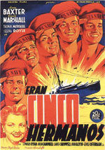 Eran cinco hermanos (1944)