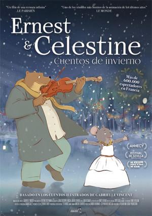 Ernest & Celestine: Cuentos de invierno