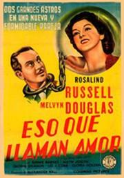 Esa cosa llamada amor (1940)
