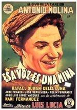 Esa voz es una mina (1956)