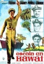 Escala en Hawai (1955)